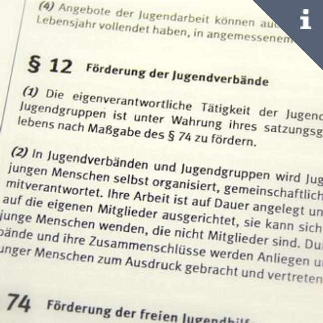 Förderung KJR München-Stadt