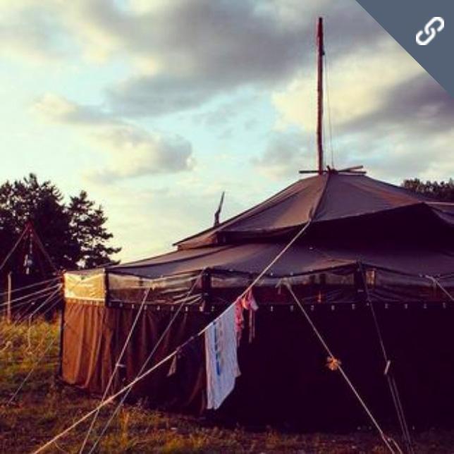 Praxiswissen - Zeltplätze