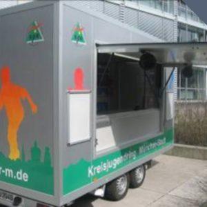 Mieten & Ausleihen - Veranstaltungsmobil